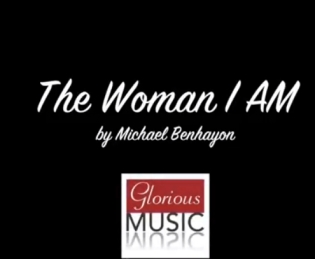 THE WOMAN I AM, written by a bloke