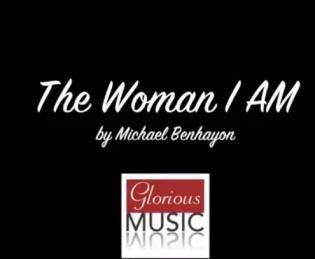 THE WOMAN I AM, written by a bloke