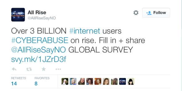 3 BILLION potential abusers on the internet!