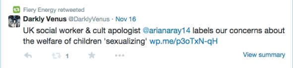 ARay-sexualizing