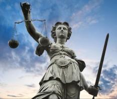 Justice-goddess