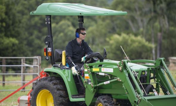 Serge-Benhayon-tractor-man