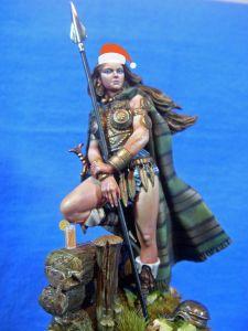 Boudica-Xmas Party