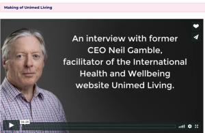 Neil Gamble Unimed Living