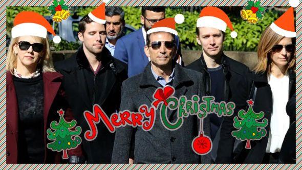 A Merry Benhayon Christmas