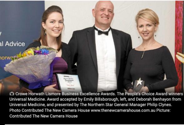 Deborah-Benhayon-LCCI-award-for-UM