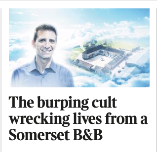 The-Times-Burping-cult